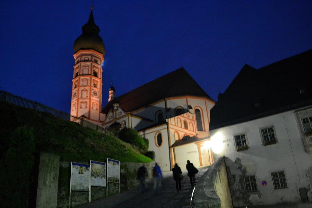 Экскурсия в пивной монастырь Андекс