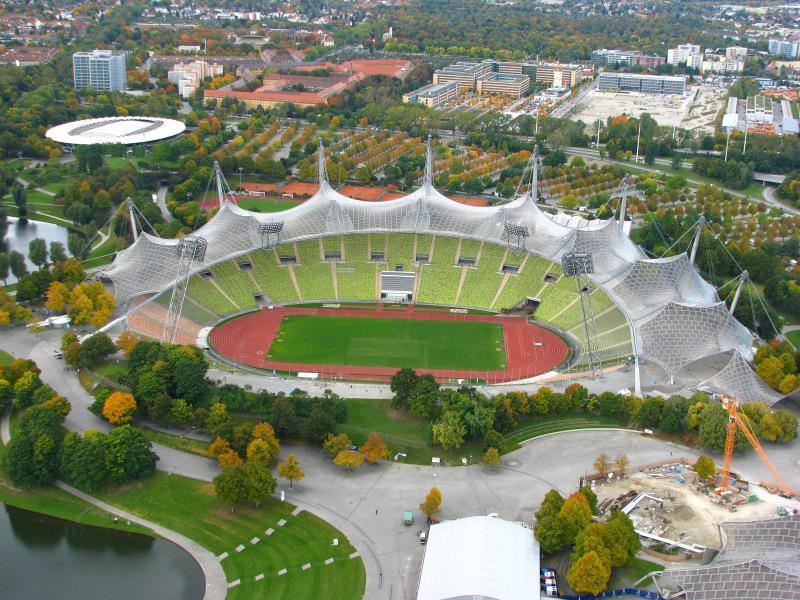 Экскурсия в дворец Нимфенбург и Олимпийский комплекс в Мюнхене