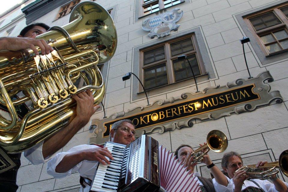 Посещение музея пива и Октоберфеста