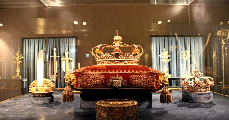 Посещение музея резиденции и сокровищницы Баварских королей