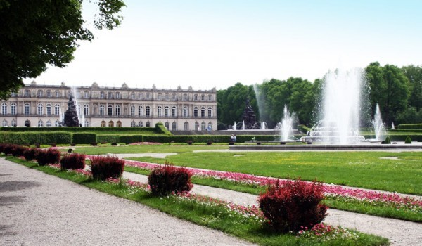 Экскурсия на озеро Химзее, посещение королевского дворца Херренхимзее (маленький Версаль)